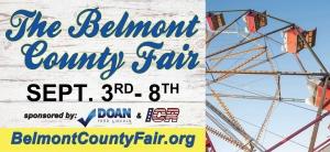 Belmont County Fair Sept 3-8