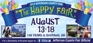 Jefferson County Fair Aug13-18