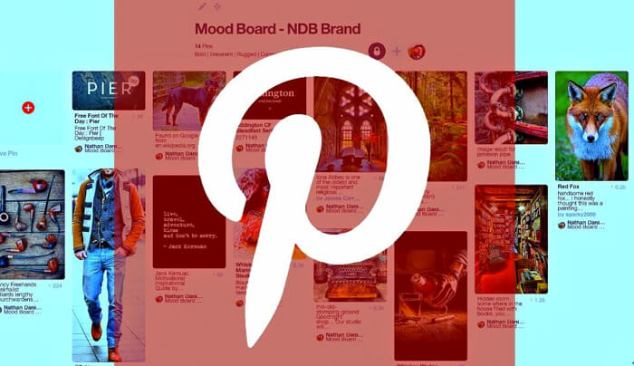 How to Create a Mood Board Using Pinterest to Focus Your Company's Brand Identity