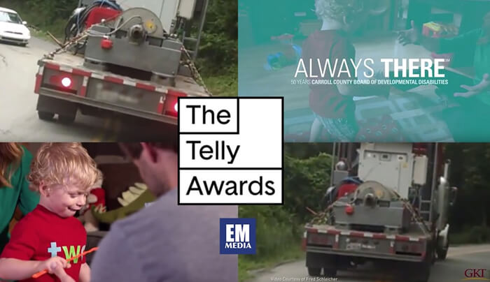 Time to Celebrate! Telly Awards 2018