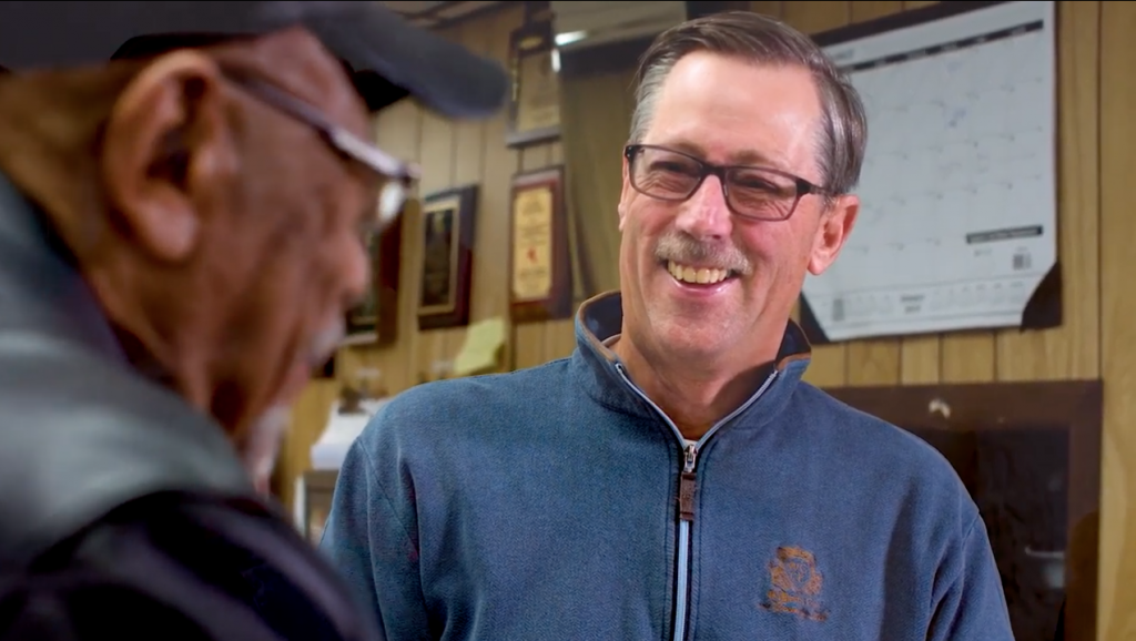 Video Production – Hauser's Furniture – King Basking Testimonial