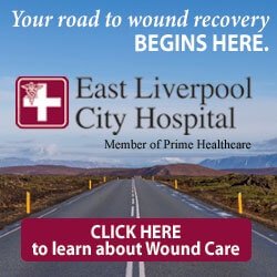 Web Graphics – East Liverpool City Hospital