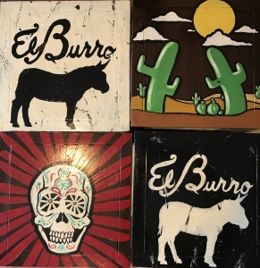 El Burro Stool covers in Pittsburgh Pa
