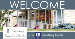Welcome - Something Special by Shelia