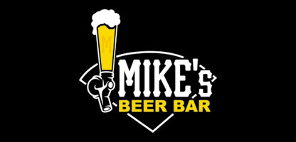Graphic Design – Logo – Mike's Beer Bar